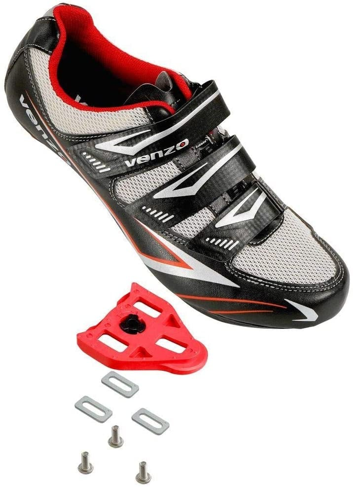 Venzo Bicycle Road Cycling Riding Shoes