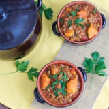 Slow-Cooker Turkey and Sweet Potato Chili Recipe