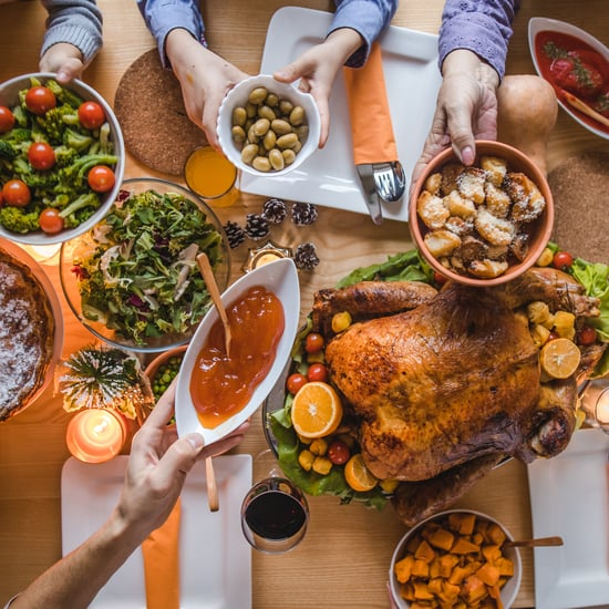 Social Anxiety During a Stressful Holiday Dinner