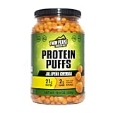 Twin Peaks Low-Carb Protein Puffs, Jalapeño Cheddar