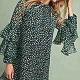 Ranna Gill Fluttered Tunic Dress