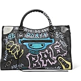 Balenciaga Classic City Printed Bag