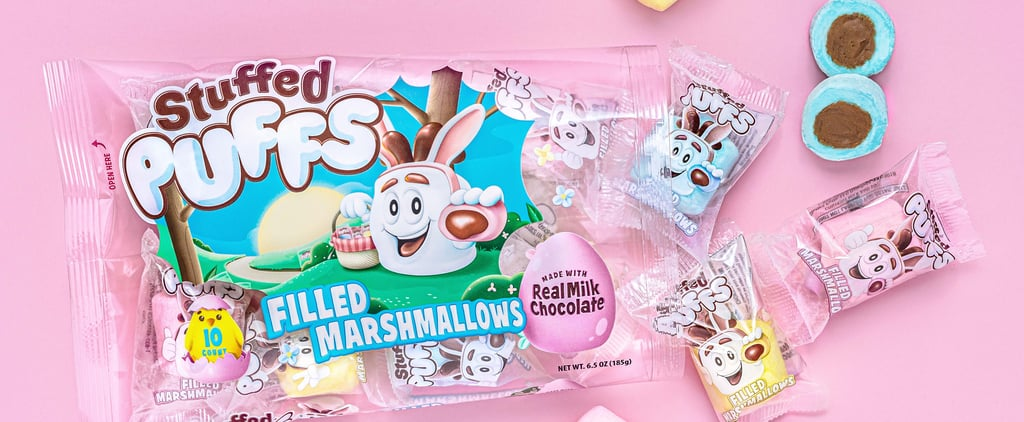 Stuffed Puffs Has New Pastel Chocolate-Filled Marshmallows!
