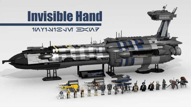 Star Wars Invisible Hand