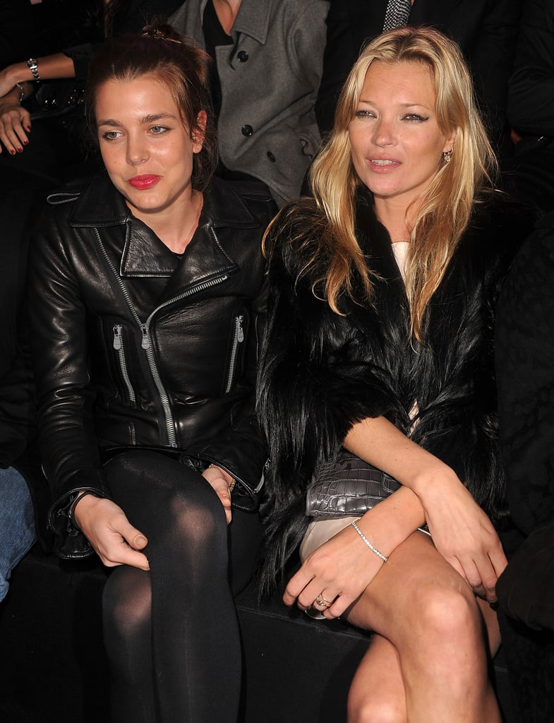 Watch Alexa Chung, Kate Moss, and More Up For British FashionAward video