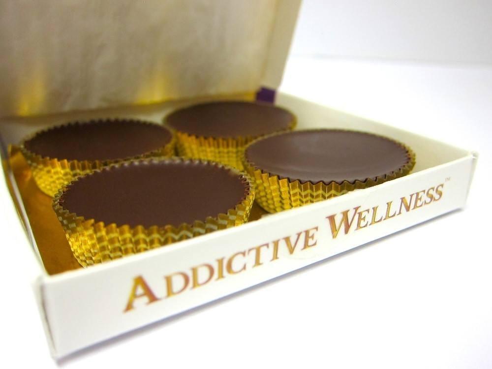 Addictive Wellness Tranquility Chocolate