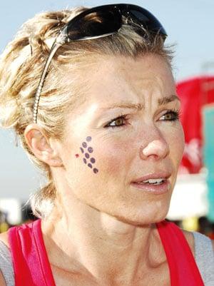 Celebrities London Marathon