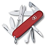 Victorinox Tinker Stainless Steel Swiss Army Knife
