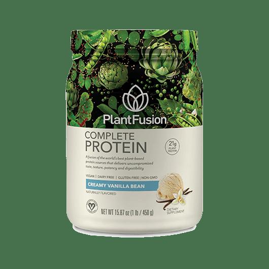 PlantFusion Complete Protein Creamy Vanilla Bean
