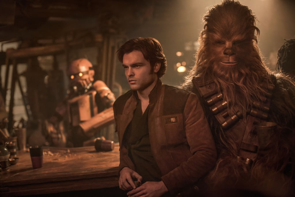 Solo: A Star Wars Story Easter Eggs