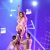 Jennifer Lopez's Quotes About 2019 Grammys Motown Tribute