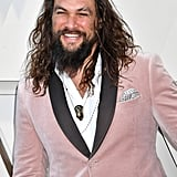Jason Momoa Quote About His Girl Scout Cookies at the Oscars