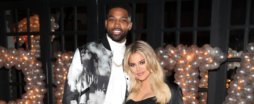 Khloé Kardashian Tweets About Staying With Tristan Thompson