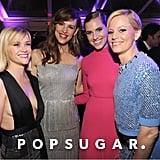 Reese Witherspoon, Jennifer Garner, Allison Williams and Elizabeth Banks partied at the Vanity Fair Oscars bash.