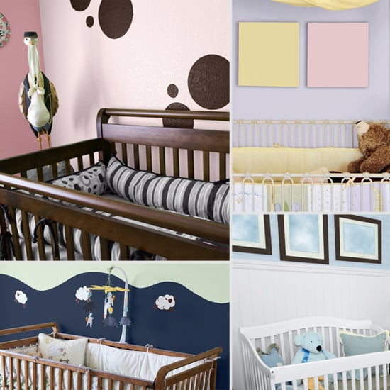 Nursery Room Color Inspiration