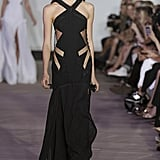 Prabal Gurung's collection gave way to so many gorgeous surprises, and this super-hot cutout gown would look amazing on the red carpet.
