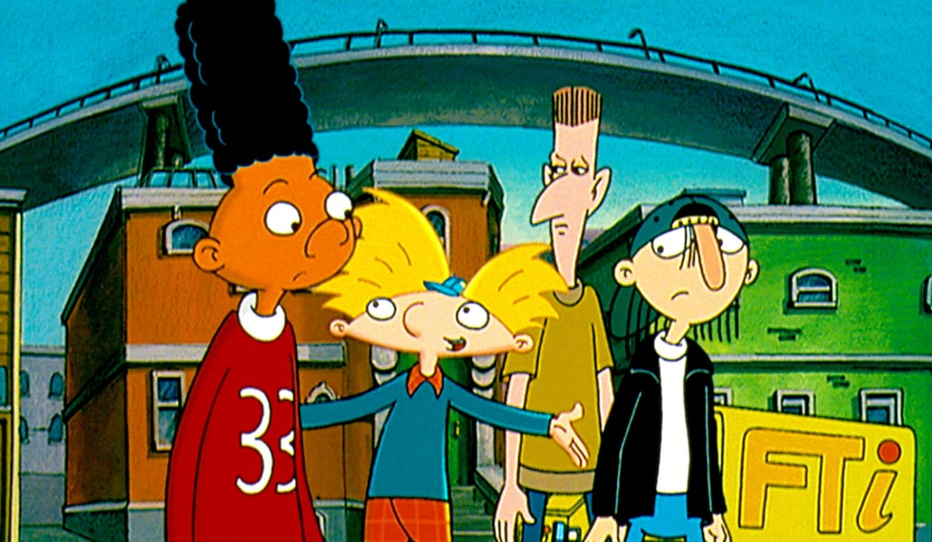 Is Hey Arnold on DVD?