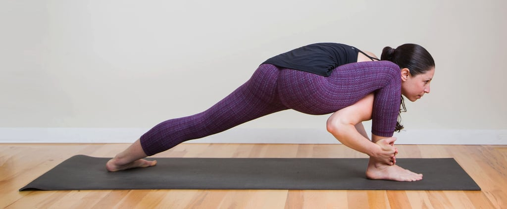 This Intense Butt-Burning Yoga Sequence Is Anything but Relaxing