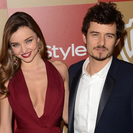 InStyle Golden Globes Party 2013 Celebrity Pictures