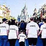 This Dad's Viral Disney Photo Captures How Magical Coparenting Can Be