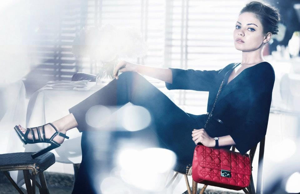 Miss Dior Spring 2012 Ad Campaign