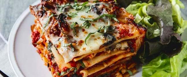 The Living Room Lasagna Recipe