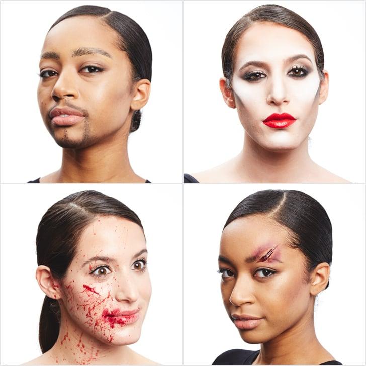 Beauty Hack Makeup: 10 Halloween Makeup Hacks That Will Save You Major Money