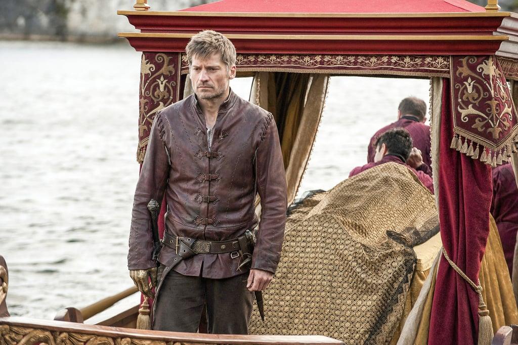 Jaime Lannister, Season Six
