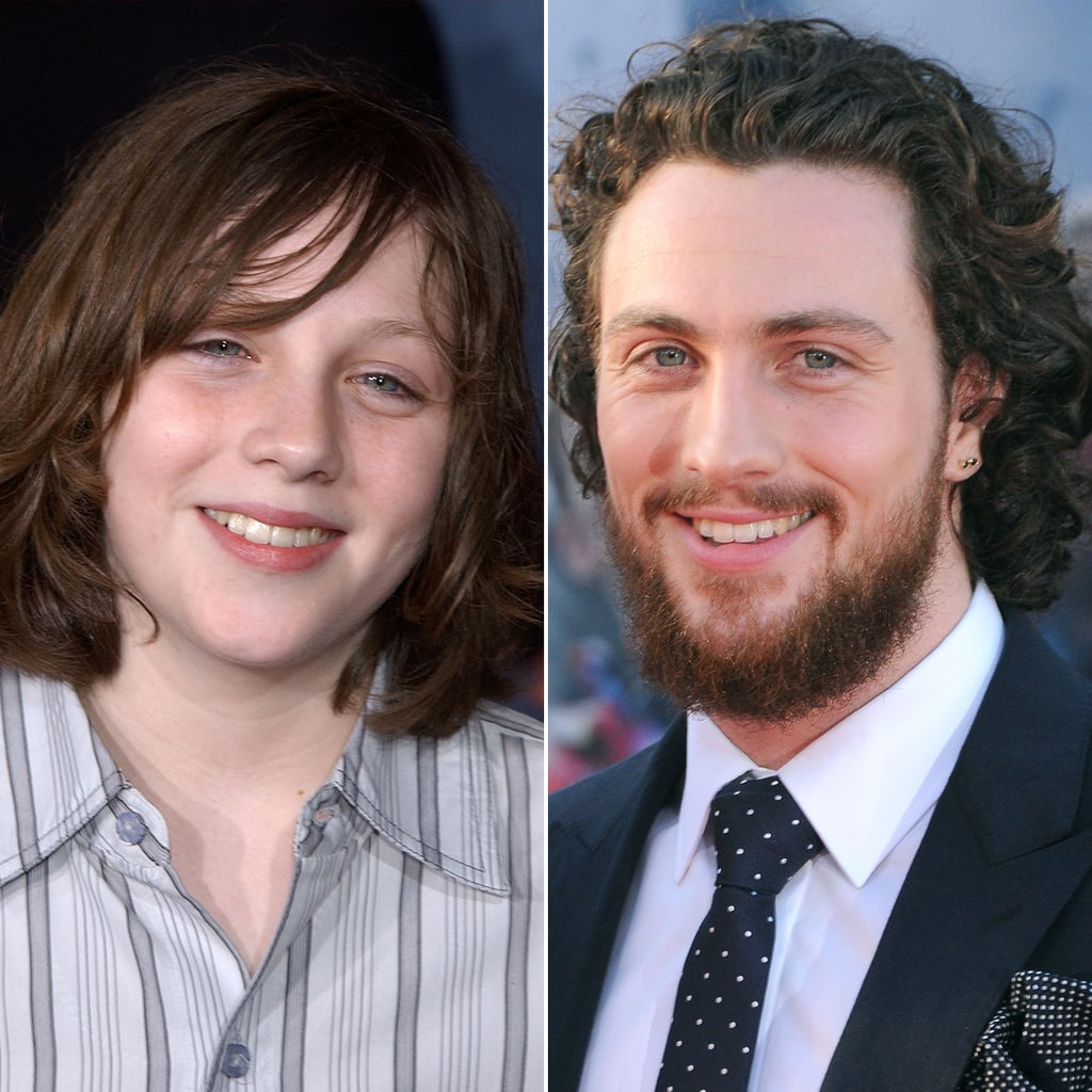Aaron Taylor-Johnson From Child Star to Hot Actor