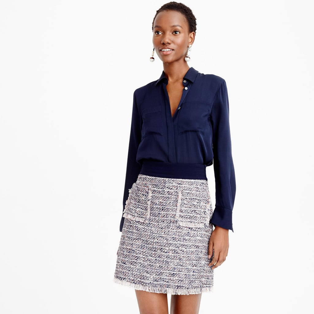 what to wear to an interview women clean and classy