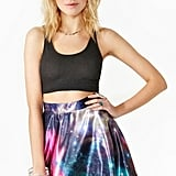 Cosmic Fate Skater Skirt ($38)