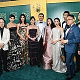 Pictured: Crazy Rich Asians cast