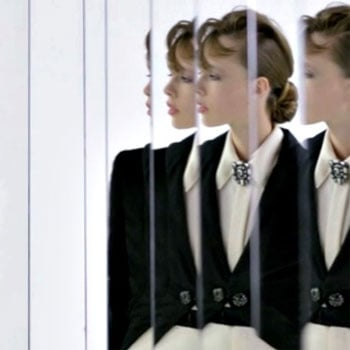 Edie Campbell Stars as a Boy and A Girl in Chanel's New Obsession Video Campaign: Which Gender Do you Prefer?