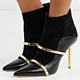 """""""Every year, I like to invest in a pair of boots that will elevate my outfits and make me feel like I'm a boss lady. The Malone Souliers Madison Double Band Boots (£645) are exactly that, and I knew they deserved a place in my wardrobe the moment I saw them."""" — Morgane Le Caer, assistant editor"""