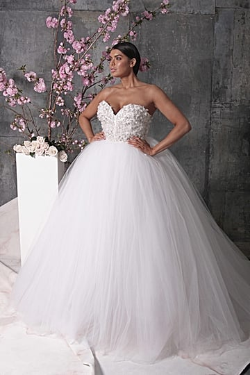 Christian Siriano Bridal Gowns