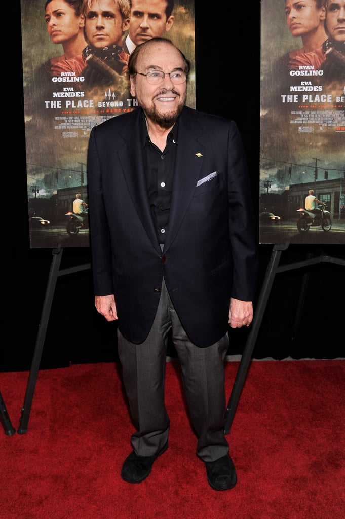James Lipton dropped by the event.