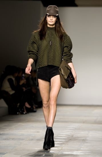Topshop Unique Runway 2012 Fall