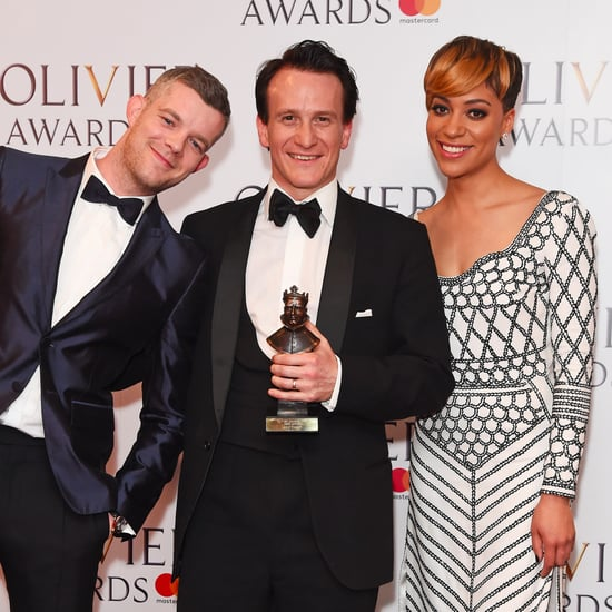 Celebrities at the Olivier Awards 2017
