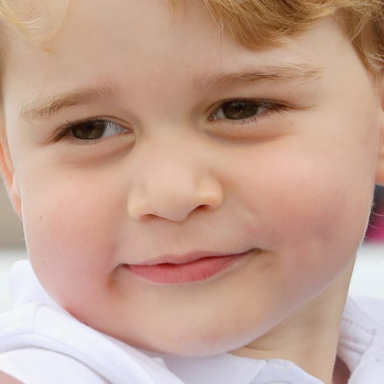Prince George Looks Like Queen Elizabeth