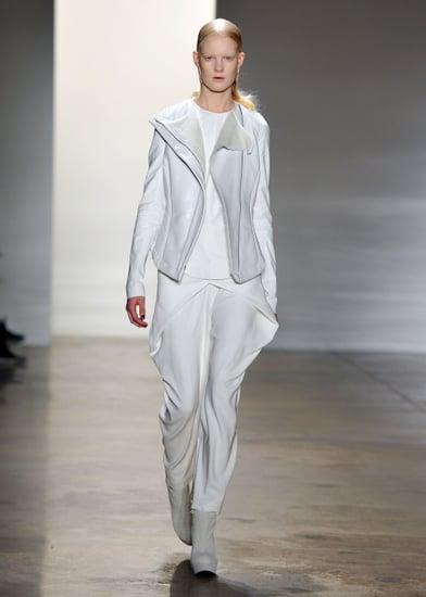 Fall 2011 New York Fashion Week: Wayne