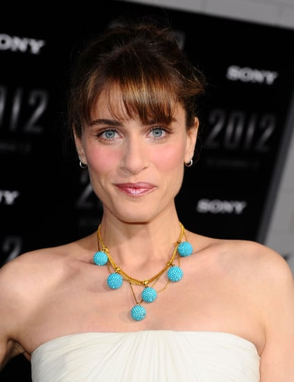 Amanda Peet Talks About Failure
