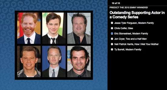 Predict the Emmy Winners and Win an iPad