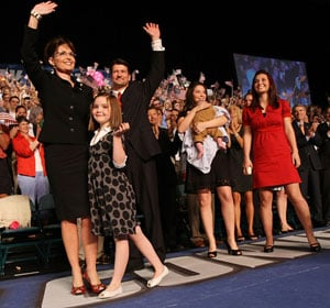 Sarah Palin's a Young Grandma, Are They More Fun?