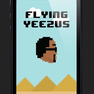 Kanye West Flappy Bird