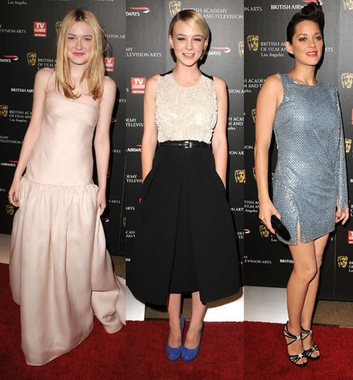 Pictures of Carey Mulligan, Dakota Fanning, Marion Cotillard, Stephen Fry, Michael Sheen at BAFTA Los Angeles Britannia Awards