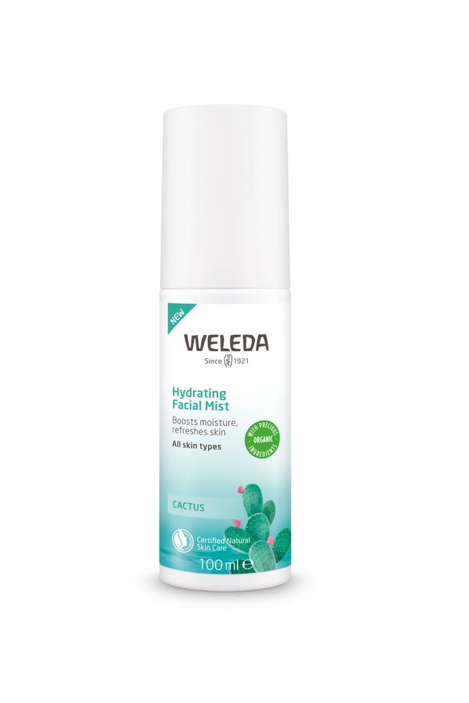 Weleda Prickly Pear Cactus Hydrating Facial Mist