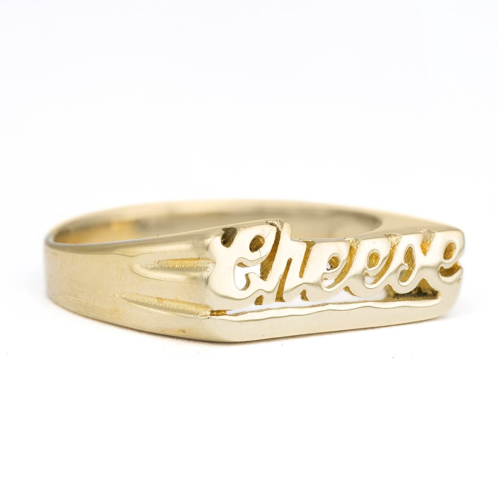 Cheese Ring ($58)
