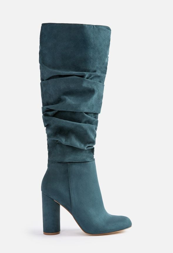 Monique Heeled Boot