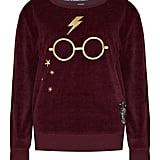 Harry Potter Velour Pullover ($14)