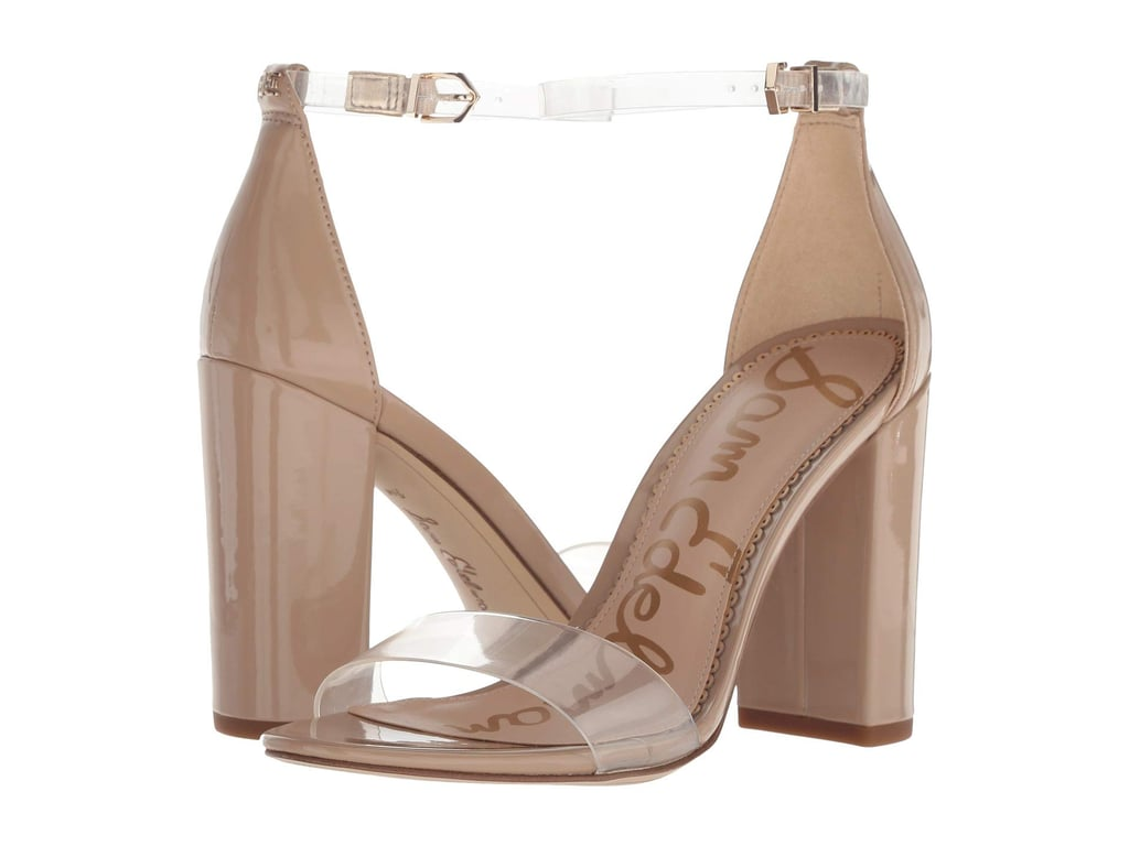 f594d65670f56 Sam Edelman Yaro Ankle Strap Sandal Heel